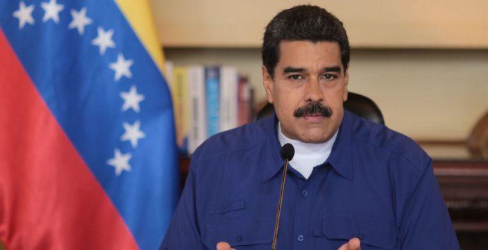 "Maduro: ""Marianito Rajoycito, saca tus narices de Venezuela"""