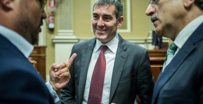 El PP rompe con CC y reafirma su autonomía en la toma de decisiones en Canarias
