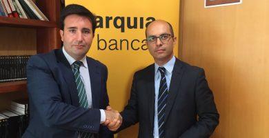 Arquia Banca apuesta por los jóvenes empresarios de Tenerife
