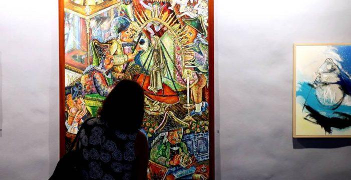 La Bajada de la Virgen, bajo la mirada del arte contemporáneo