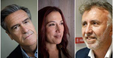Los tres candidatos se comprometen con la reforma electoral para 2019
