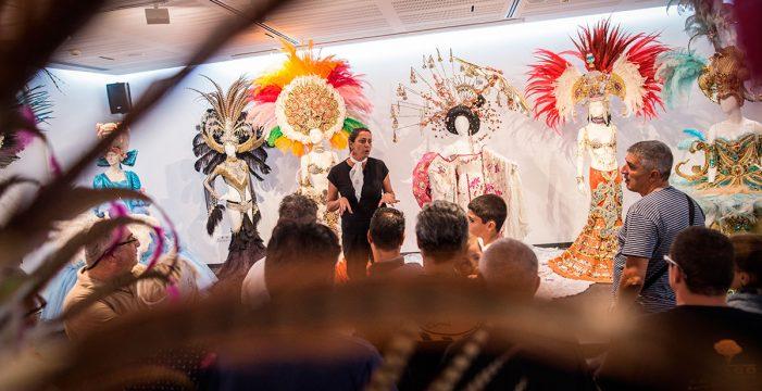La Casa del Carnaval cerrará su primer mes con más de 4.000 visitas