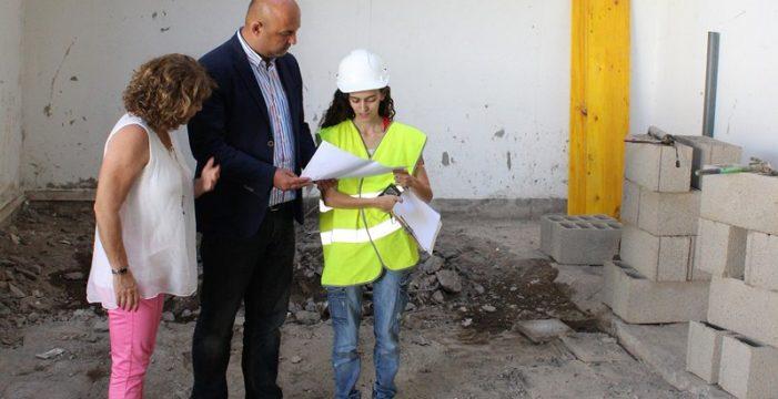 El cementerio de Granadilla contará con 300 nuevos nichos antes de final de año
