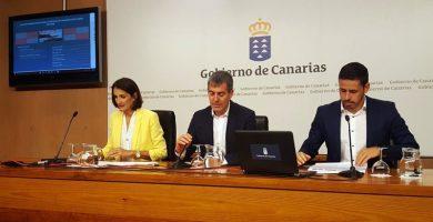 Canarias impulsa el destino con la ejecución de 632 obras de modernización en los municipios