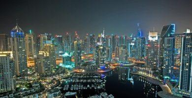 Rumbo a Dubái