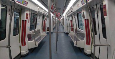 Fallece un varón al ser arrollado en una estación de Metro