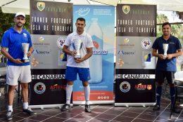 Maikel Álvarez gana el I Torneo Isla de Tenerife de Footgolf