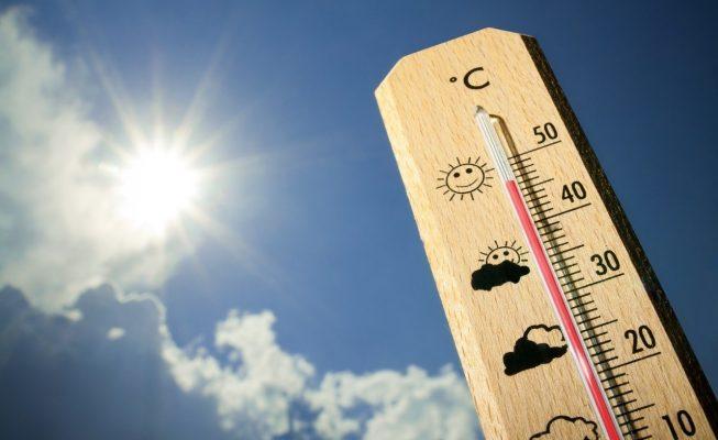 Se mantiene la alerta por temperaturas altas en Canarias