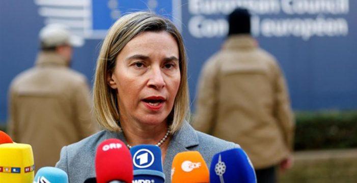 La UE pide a Nicolás Maduro suspender la Constituyente