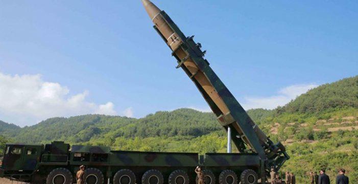 Los servicios secretos alemanes alertan de que los misiles norcoreanos podrían alcanzar Europa