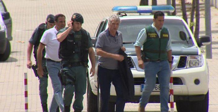 Villar, su hijo Gorka y Padrón saldrán de prisión tras pagar las fianzas