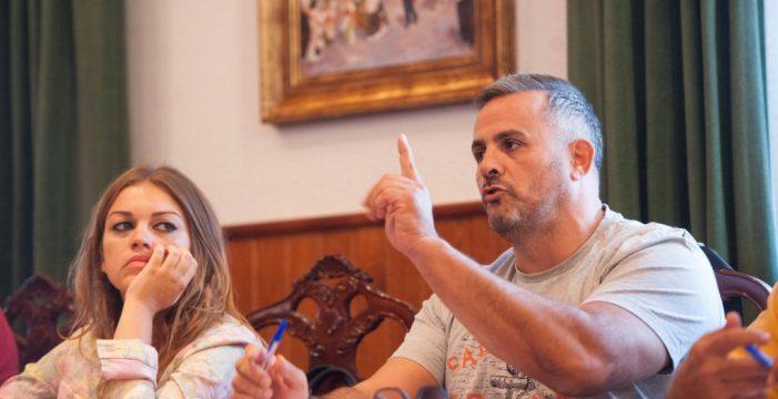 Francis Hernández (IU) no retirará la denuncia por los vertidos en el Polígono Valle de Güímar