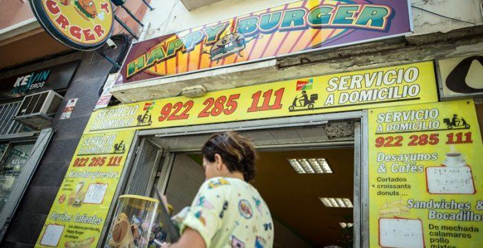 El Happy Burger en Santa Cruz, mejor en comida a domicilio de Canarias