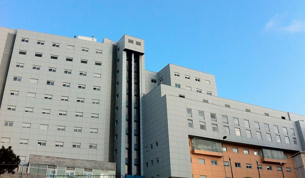 HOSPITAL LA CANDELARIA TRASPLANTES