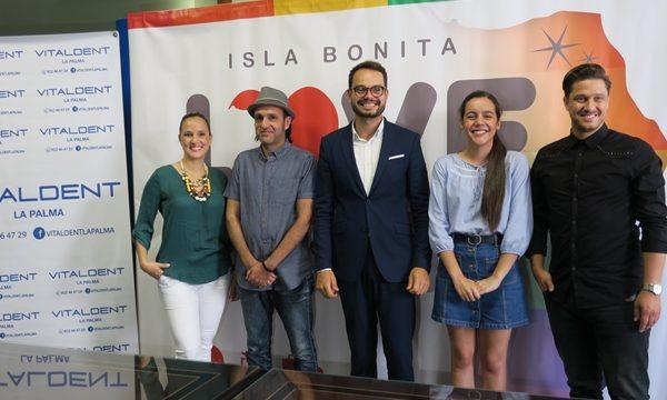 Valeria Castro, Julio Unikorio y Christian Delgado actuarán en el Love Music Festival el 29 de julio