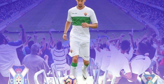 El CD Tenerife ficha a Luis Pérez del Elche