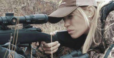 La cazadora Mel Capitán fallece a los 27 años en Huesca