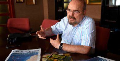 El historiador Nicolás Reyes, biógrafo de Estévanez