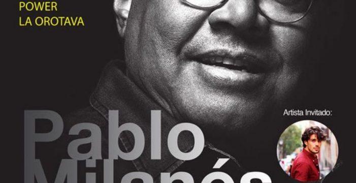 El concierto de Pablo Milanés cambia de escenario