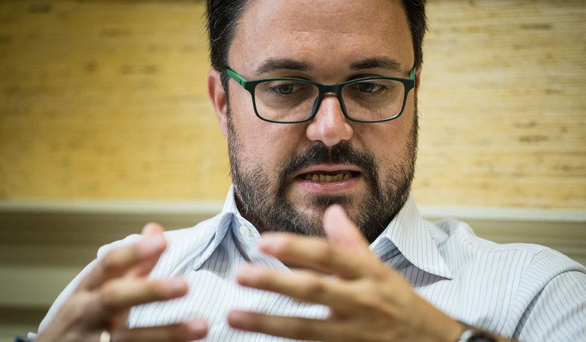 Asier Antona (PP). DA