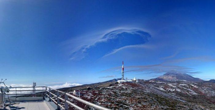 La concentración de CO2 en Izaña ya alcanza valores de hace 3 millones de años