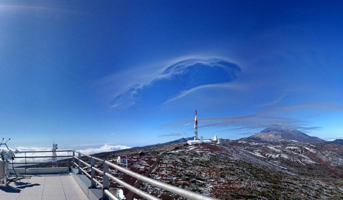 Centro de Investigación Atmosférica de Izaña. DA