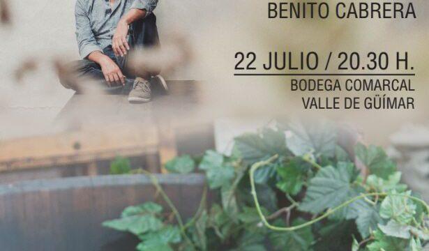 Canarias: vino al mundo', estreno esta noche de Benito Cabrera en la Bodega Comarcal Valle de Güímar