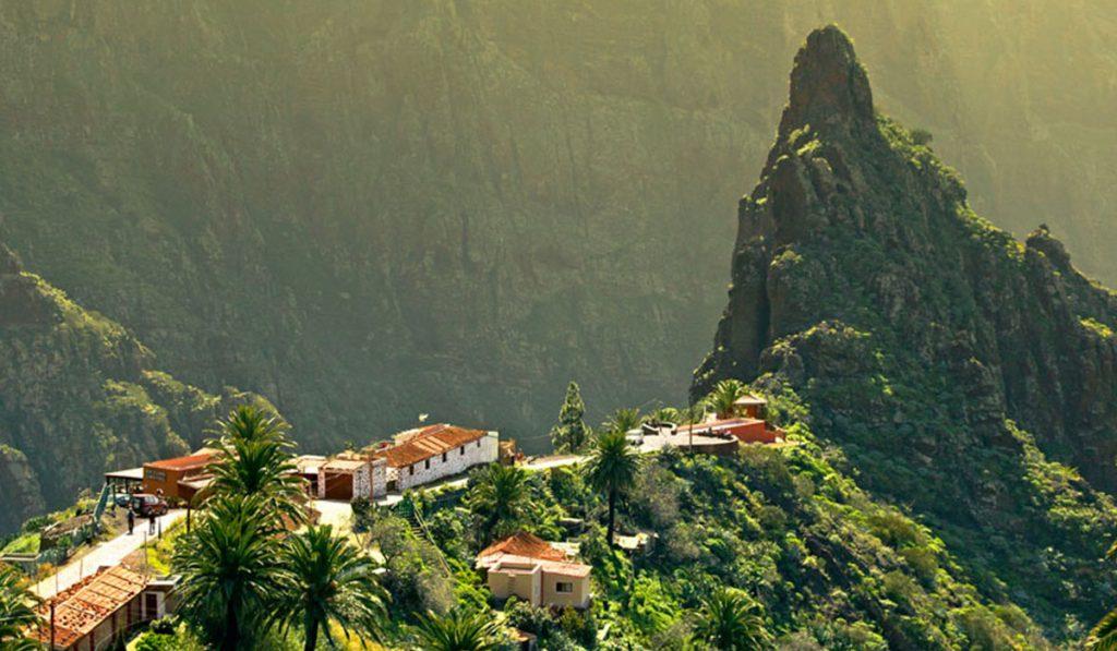 Masca está considerado el lugar más visitado por los turistas, después de Las Cañadas del Teide. DA