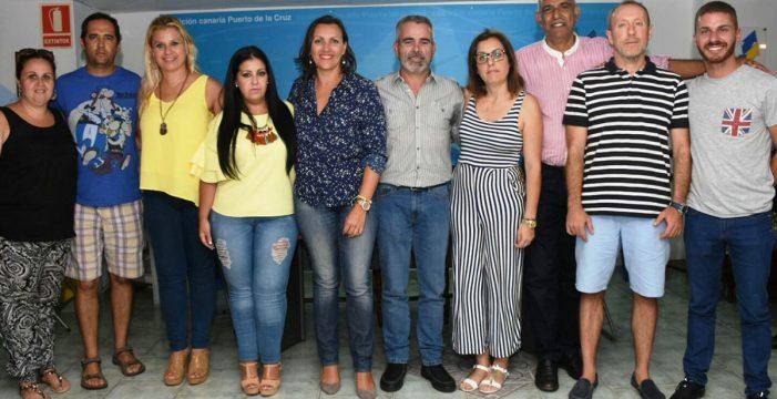 Juan Carlos Marrero releva a Sandra Rodríguez como líder municipal de CC