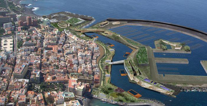 Aprobada la modificación del Plan de Modernización del Puerto de la Cruz
