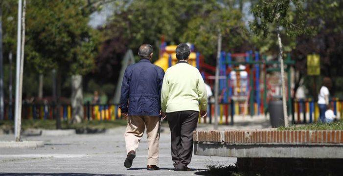 La pensión media crece un 1,5% en Canarias y se sitúa en 848,17 euros en julio
