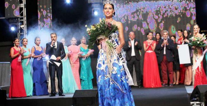 Carolina Oramas obtiene el título de Miss Sur