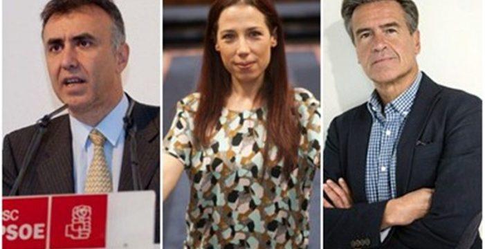Los tres aspirantes a liderar el PSOE logran los avales necesarios