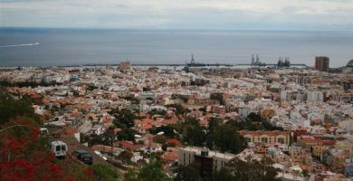 El TSJC anula el Plan General de Santa Cruz de Tenerife