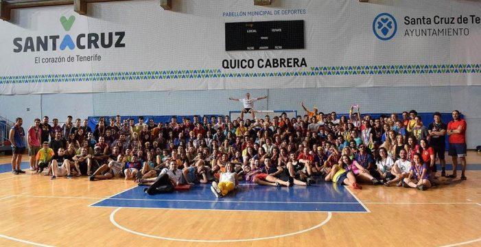 Santa Cruz acoge a 2.300 scouts de toda España