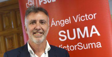 Ángel Víctor Torres gana las primarias del PSOE canario