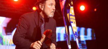 Rubén Blades se despide de los conciertos de salsa en Tenerife