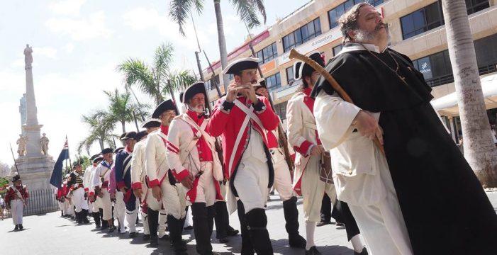 La Gesta 'restaura' la gloria y la memoria de Santa Cruz