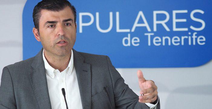 El PP atiza la política deportiva del Cabildo Insular de Tenerife