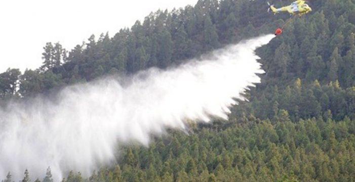 Seis conatos de incendio en Gran Canaria exigen extremar la precaución