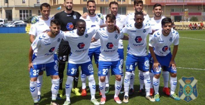 El Tenerife se mide hoy con el Deportivo en la final del Trofeo Teide