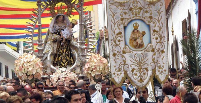 Este año se hará la primera Bajada de la Virgen del Carmen de Los Realejos al Puerto