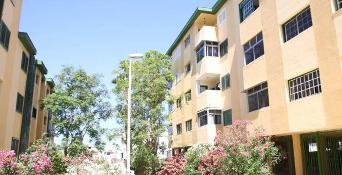 Finalizan las obras de rehabilitación de 76 viviendas en Las Rosas-Armeñime