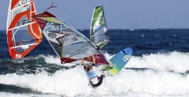 Comienza el Campeonato de Windsurfing y Kiteboarding de Fuerteventura