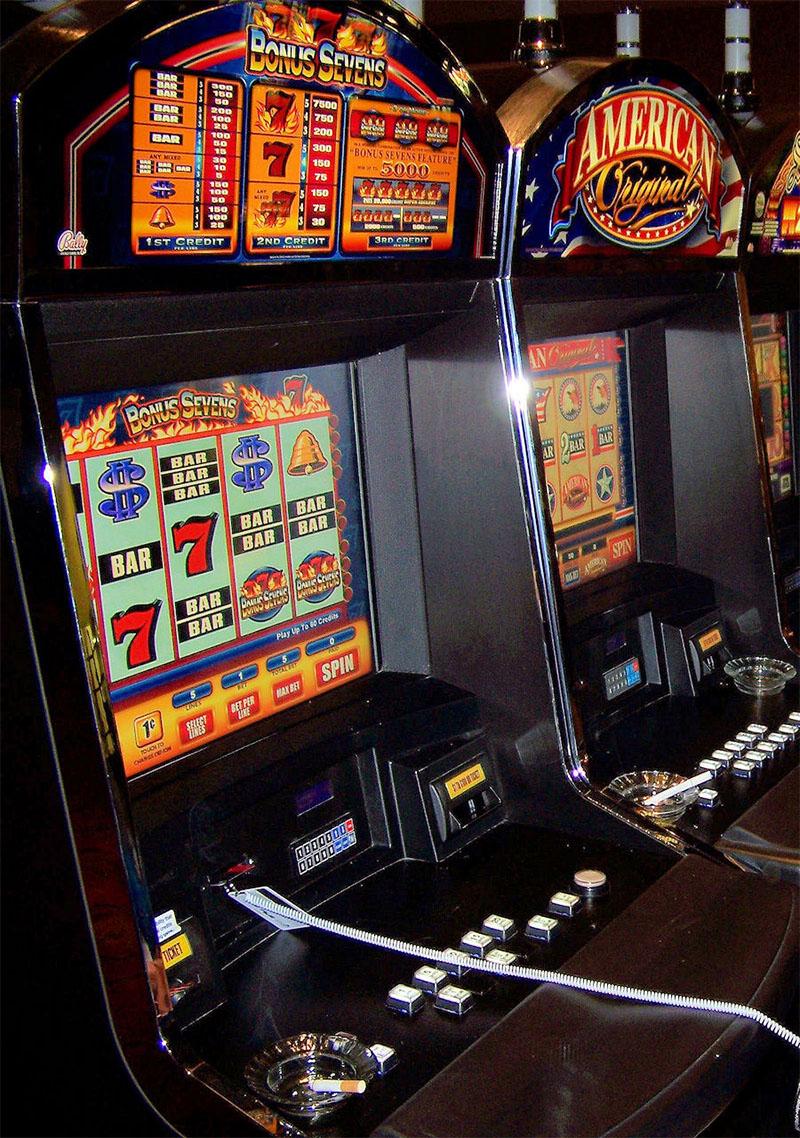 Come giocare slot machine casino
