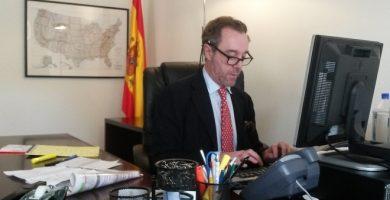 Enrique Sardà Valls, ex cónsul español en Washington   Ministerio de Exteriores