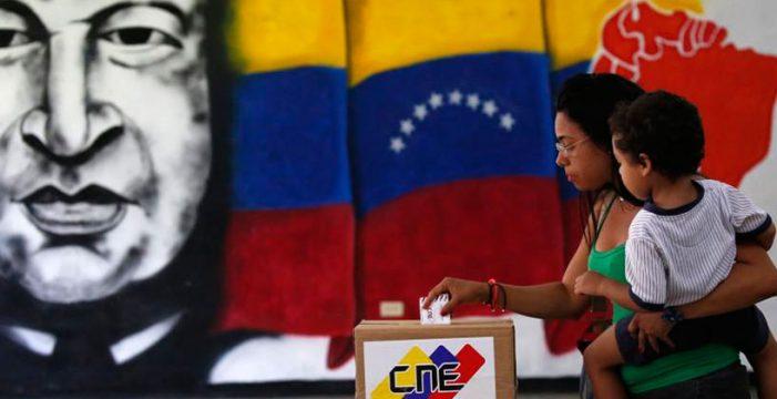 La Asamblea de Maduro adelanta a octubre las elecciones regionales