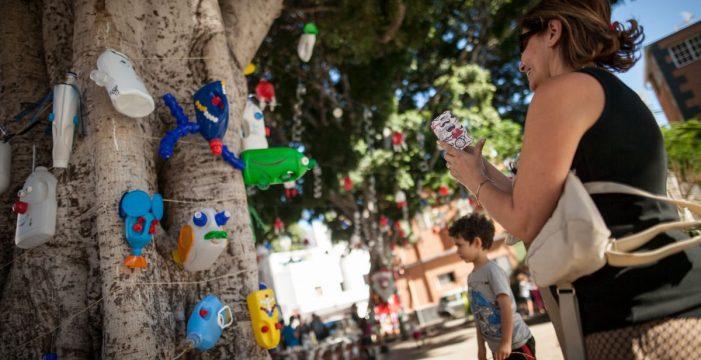El San Andrés más revindicativo busca 500 firmas para los más pequeños