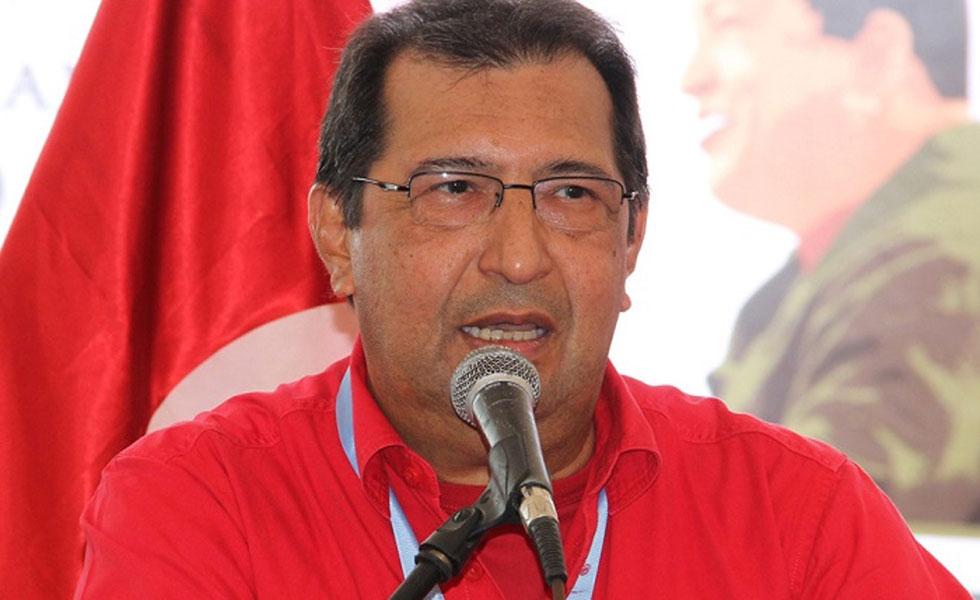 Adán Chávez, hermano del difunto Hugo Chávez   Ministerio del Poder Popular para la Comunicación y la Información de Venezuela