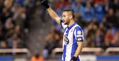Florin Andone fue uno de los futbolistas implicados en el incidente| DA